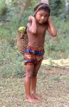 Photo of dítě z kmene Embera Embera indian child Panama