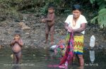 Photo of indiáni kmene Embera Embera indians Panama