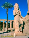 Photo of chrám temple tempel Karnak Egypt Ramess II